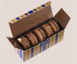 Total Cocoa Macarons set -...
