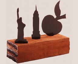 Traveller's cake JFK
