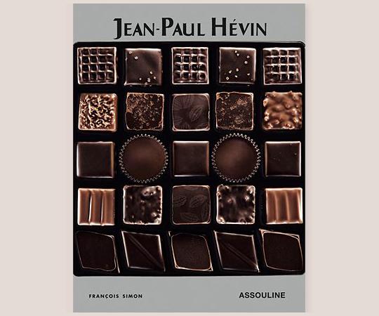 Livre Jean-Paul Hévin