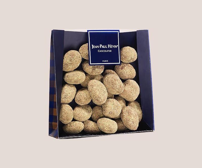 Sachet amandes chocolat duja pistache