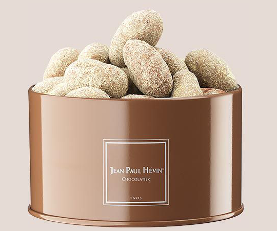 Pistachio gianduja Almonds...