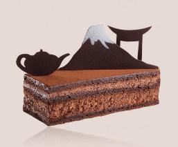 Gâteau du voyage Haneda...