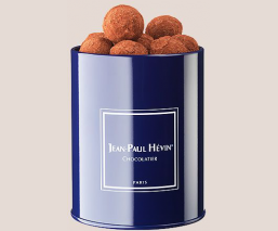 Truffles tin box