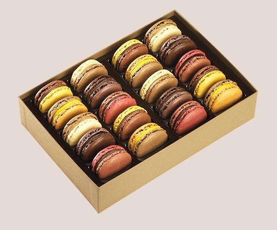 Tutti frutti 20 Macarons box