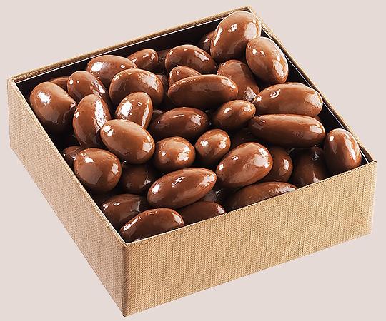 carré d'or amandes chocolat au lait