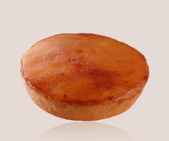 Tartelette à l'orange