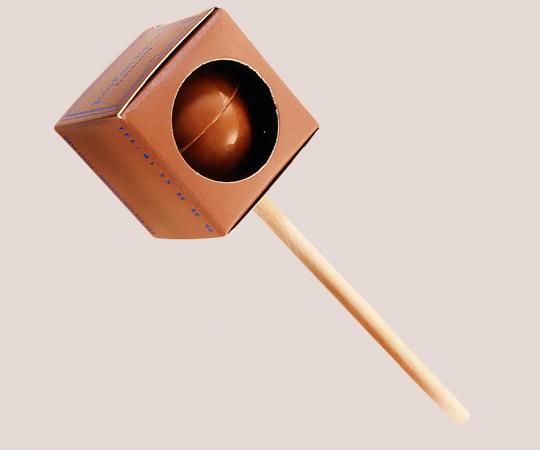 Sucette Lait Caramel Salé