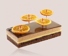 "Gâteau au chocolat ""Bergamote"""