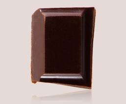 tablette de chocolat noir 74%