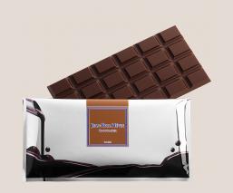 étui tablette chocolat noir 81%