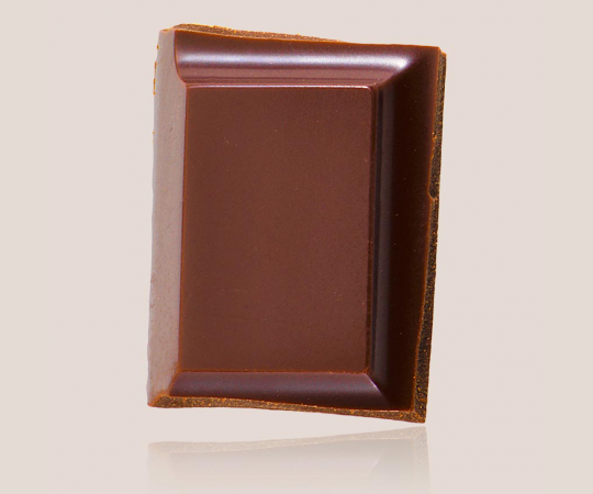 tablette de chocolat lait caramel fleur de sel