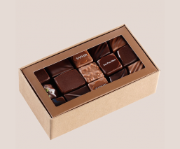 Classical chocolate box 380 gr