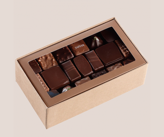 Classical chocolate box 500 gr
