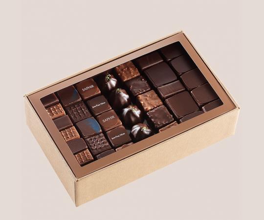 Classical chocolate box 1 kg