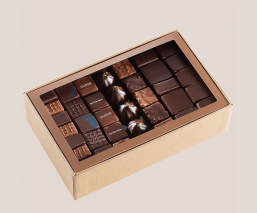 Classical chocolate box 1 kg