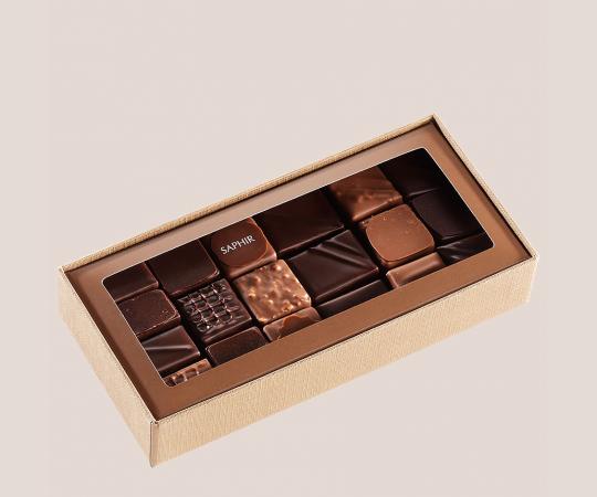 Curiosité chocolate box 170g
