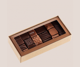Curiosité chocolate box 170g