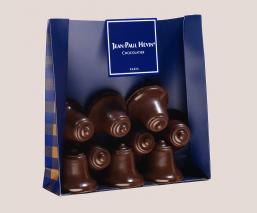 Sachet cloches chocolat noir