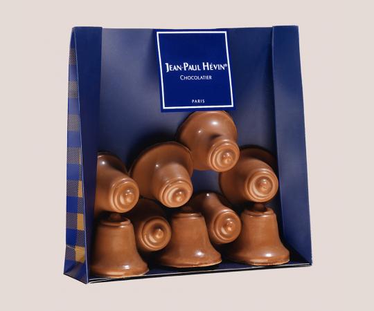 Milk chocolate bells -...