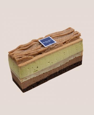 Gâteau chocolat Matcha