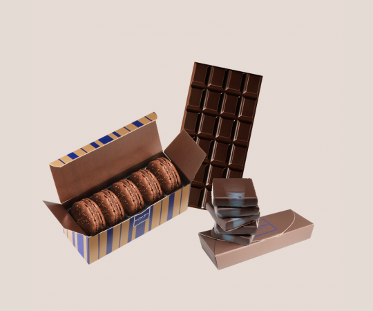 Chocolate Grand Cru Yvan -...