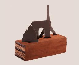 Gâteau du voyage CDG