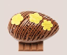 Small milk chocolate egg...