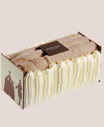 Vacherin cacao