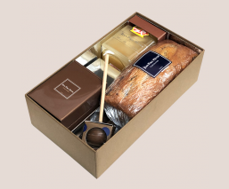"Coffret ""tea time"" cake aux..."