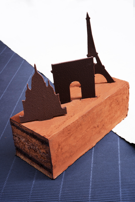 Traveller's cake CDG