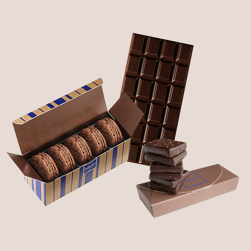 Chocolate set