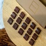Le plaisir d'une ganache Grand Cru... puis 2... allez une dernière ! 🤭  . . .  #jeanpaulhevin #hevinforever #ganache #chocolat #chocolatgrandcru #grandscrus #finechocolate #chocolatier #boitedechocolat